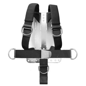 Apeks Deluxe 1 Piece Web Harness