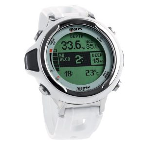 Mares Matrix Dive Computer White
