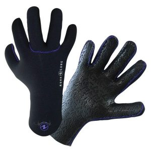Aqua Lung AVA Ladies 3/2mm scuba dive gloves