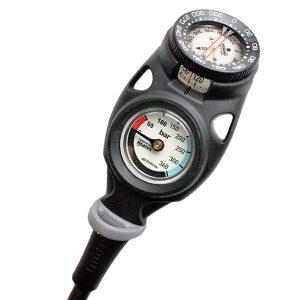 Mares Mission 2c Contents Gauge Compass