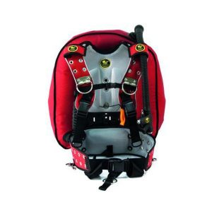 Poseidon Rebreather One Wing & One Harness