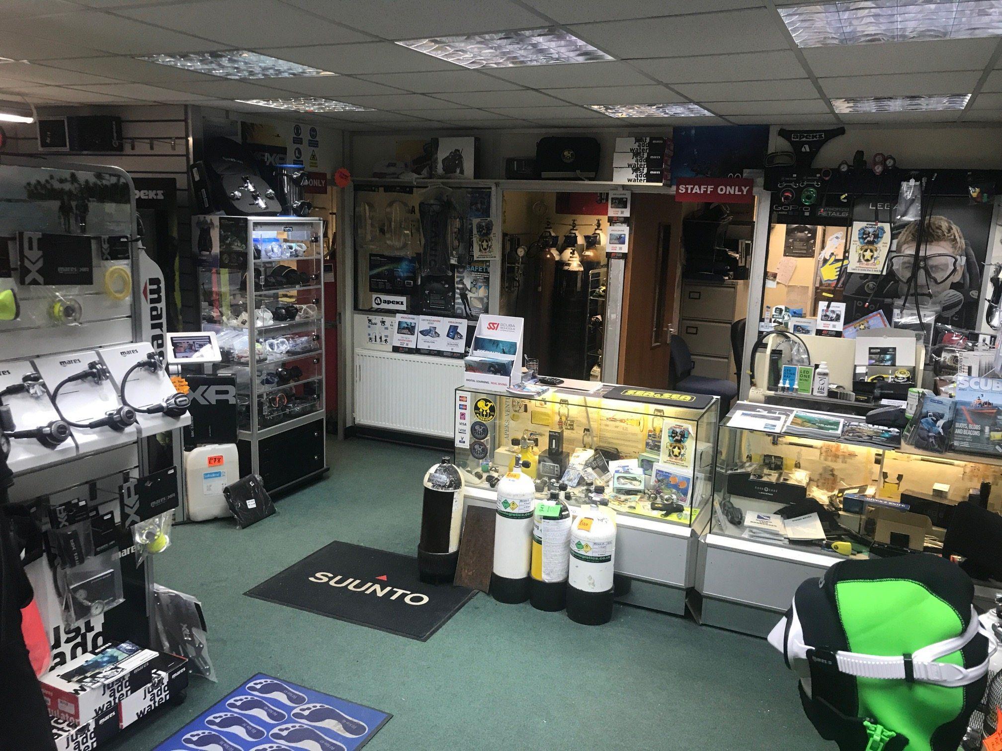 Aqualogistics Dive Shop